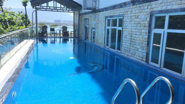 ダナンのNight Sky Hotelのプール