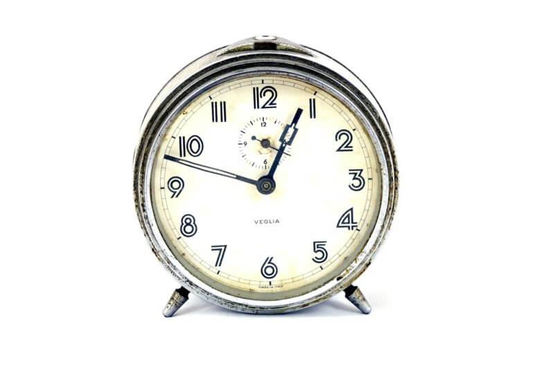 時間を表す時計