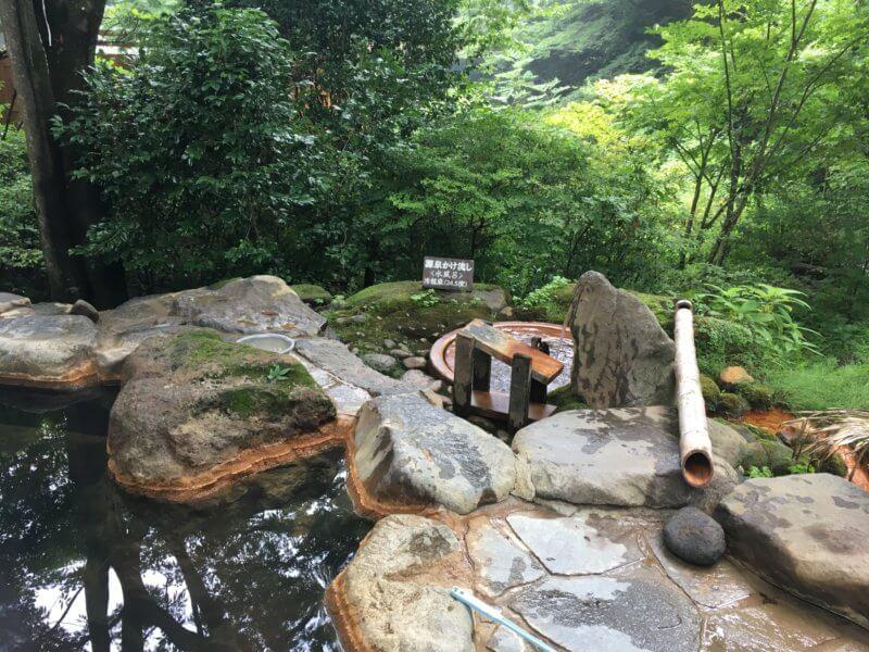 滝沢温泉(滝沢館)