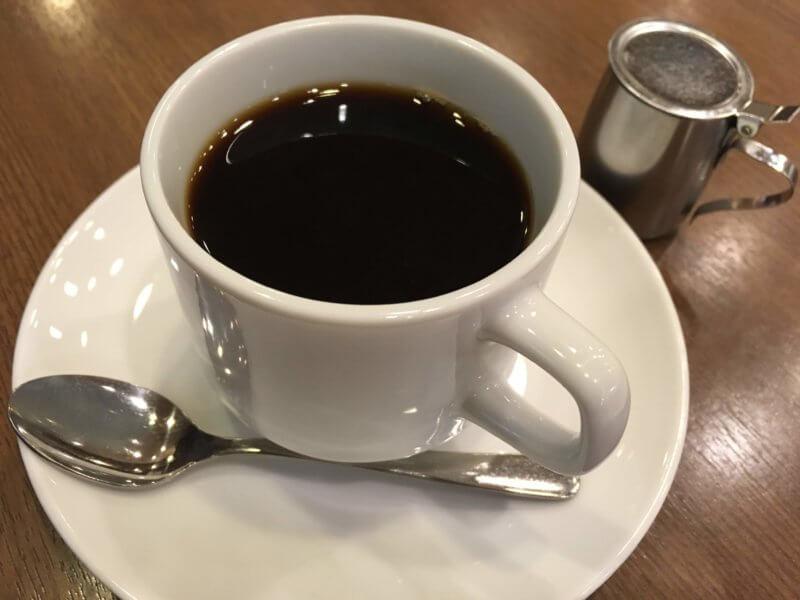 「カフェ・ブルーマウンテン」のブレンドコーヒー